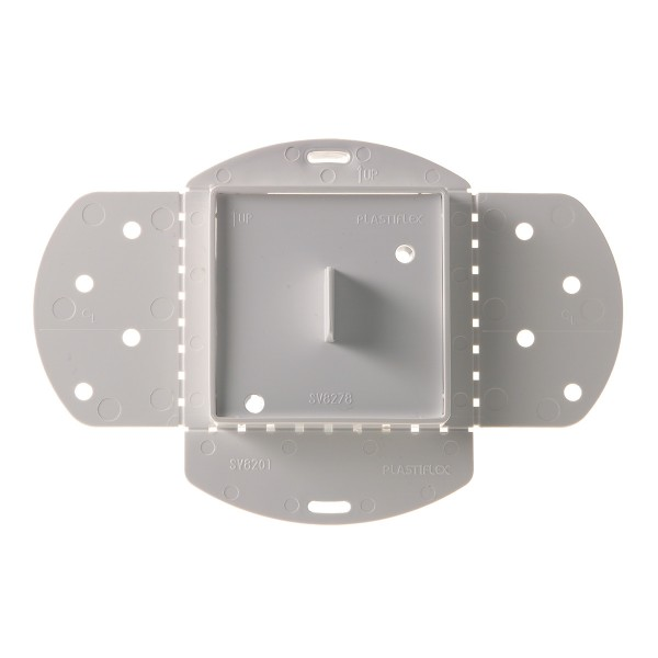 Mountingplate for VEX inlet valves