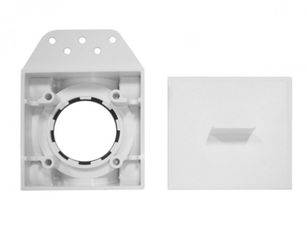 Mountingplate for VacuValve ES inlet valves